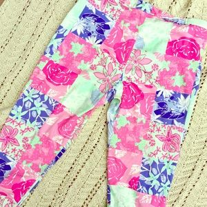 Lily Pulitzer Ankle Pants Size 10